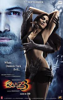 Raaz 3 (2012) Movie Poster