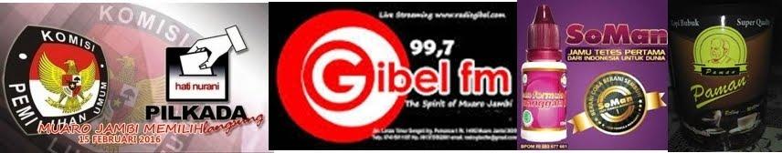 RADIO GIBEL FM 99,7 JAMBI