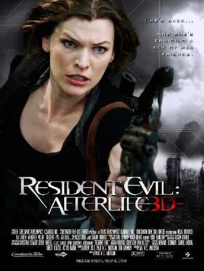 Resident Evil 4: Afterlife 3D (2010)