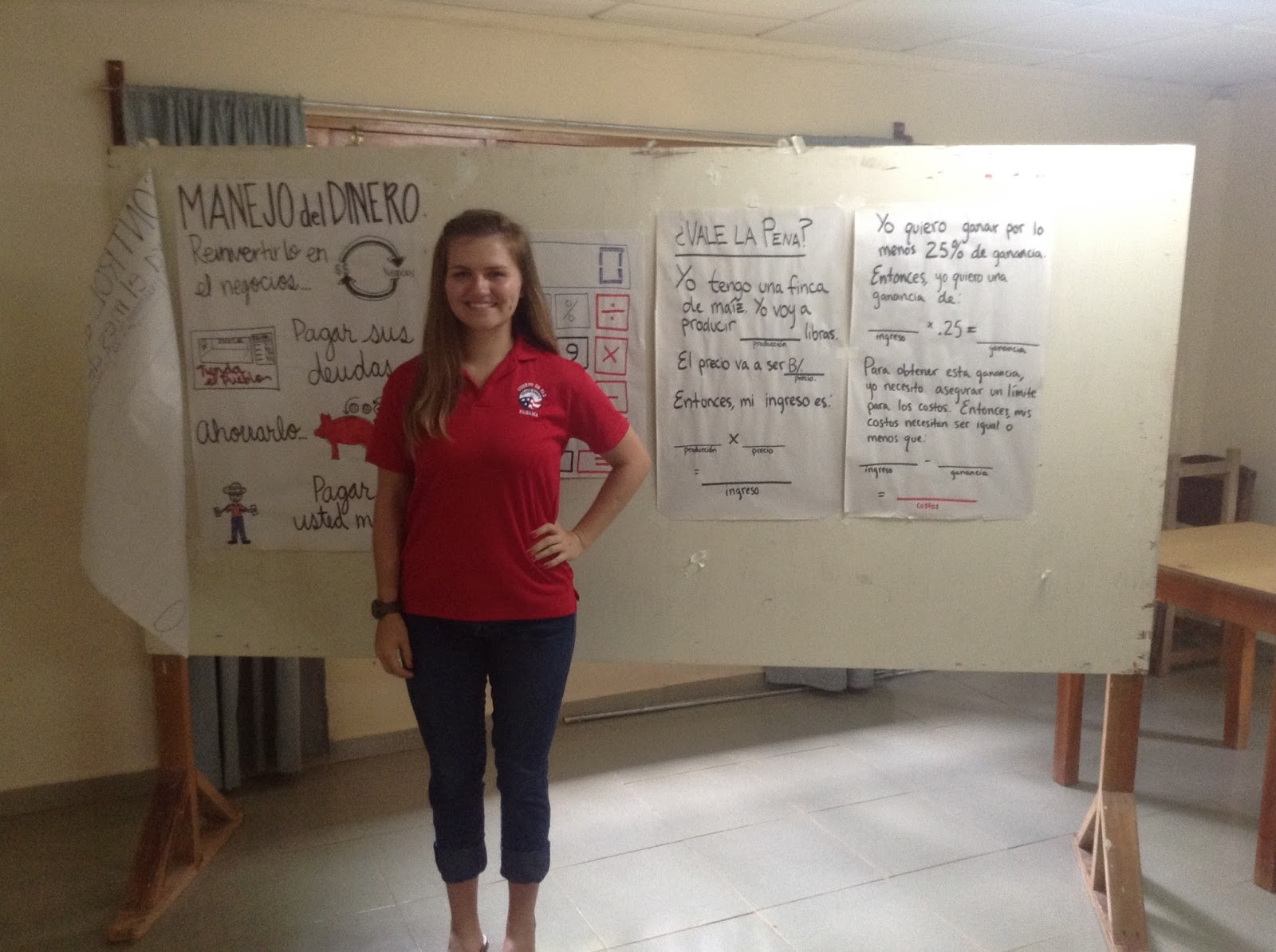 Peace Corps business education