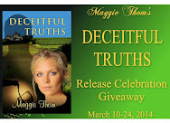 Deceitful Truths Release Celebration & Giveaway