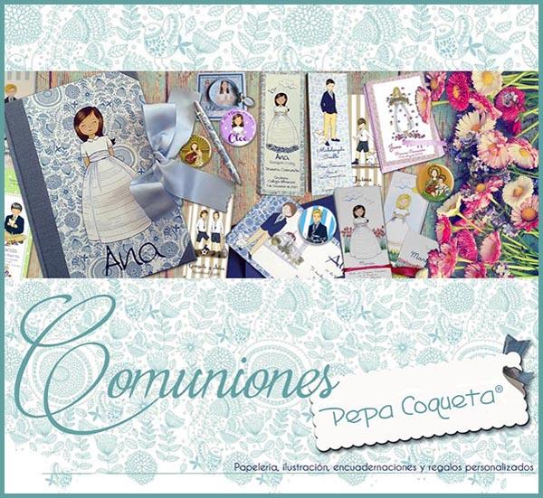 Visita mi página de COMUNIONES
