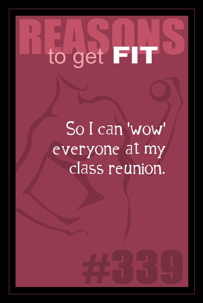 365 Reasons to Get Fit #339