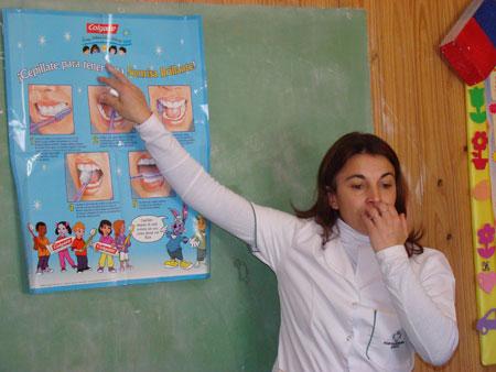 juegos didcticos para trabajar el tema de la salud bucal