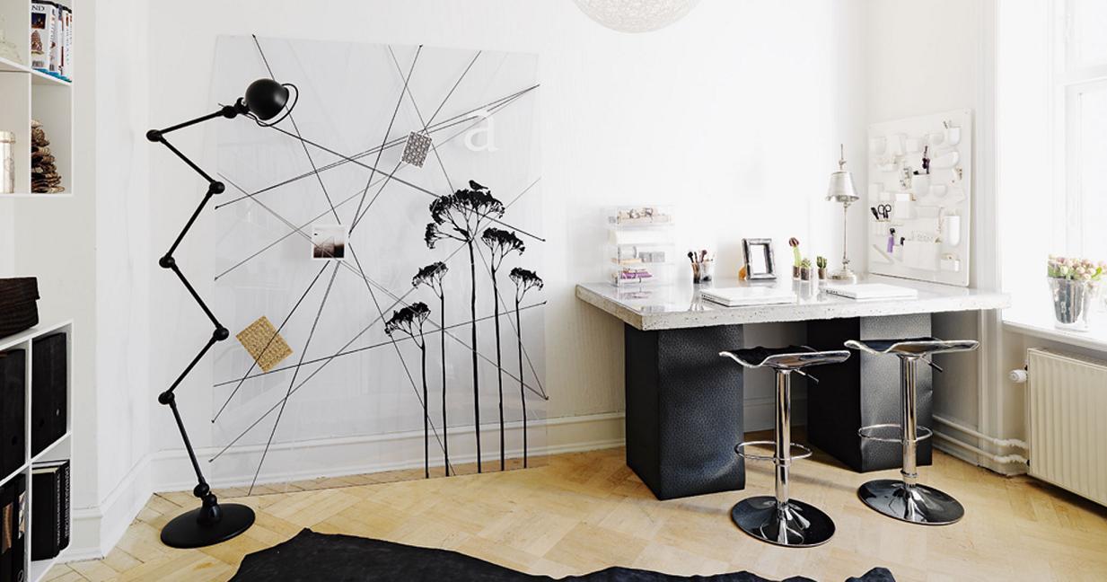 Dec up zonas de trabajo en el hogar for Imagenes de despachos en casa