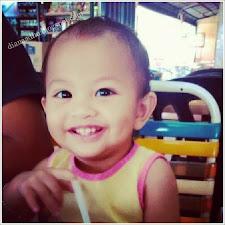 Adriana Nur Husna (Niece)