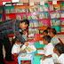 Bimbel Anak Gratis di Perpustakaan Rungkut
