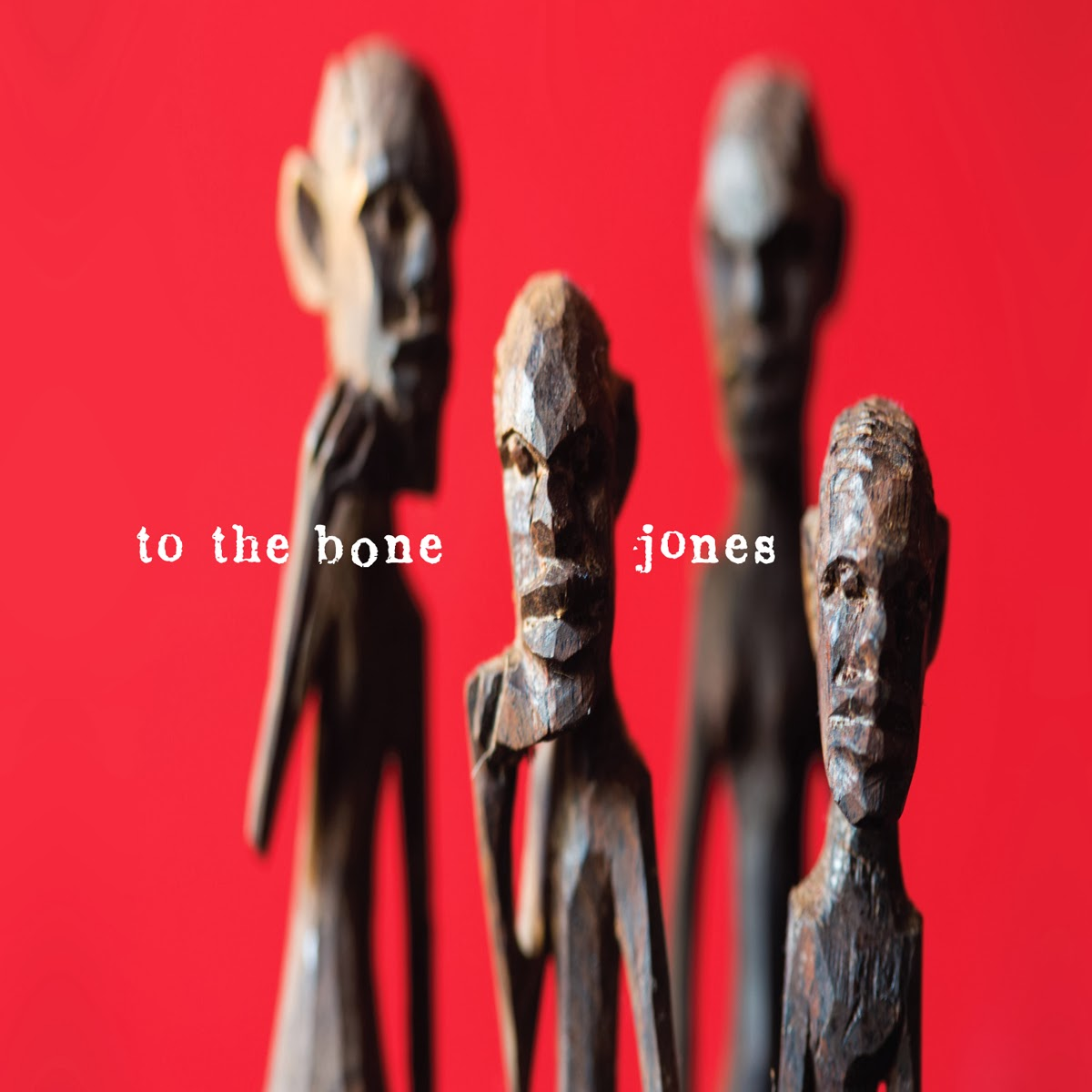 'To the Bone' The New Album by Jones