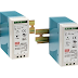 New 40W/60W DIN rail type Security Power Supplies DRC-40 and DRC-60 series from Mean Well Enterprises
