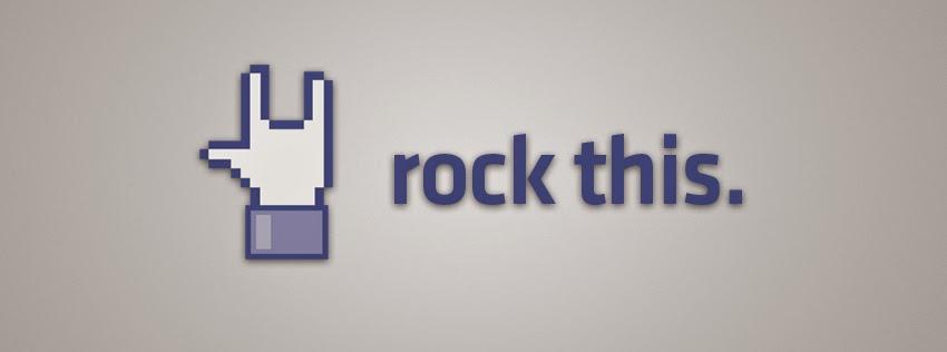 As bandas de rock mais curtidas no Facebook