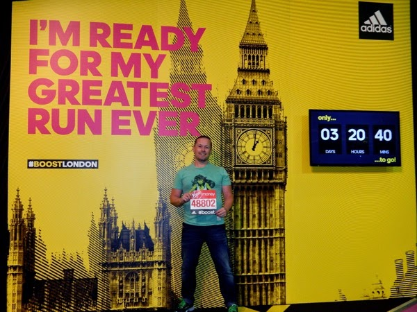 2015 London Marathon Expo