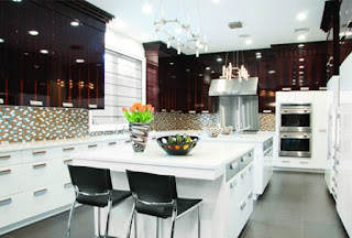 Colorful Interior Design Photo for Kitchen