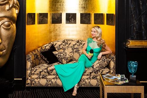 Laura Whitmore EE BAFTAs