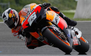 MotoGP Portugal 2011: Pedrosa Winner