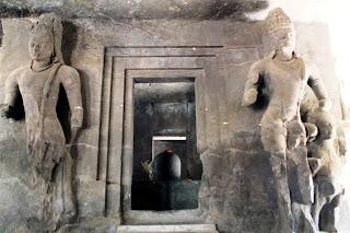 Cave Temple in the Mumbai Region