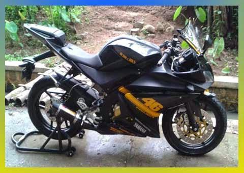Modifikasi Yamaha Vixion Baru, Vixion Full Fairing