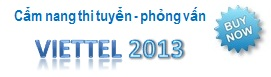 Cm nang thi tuyn - phng vn Viettel 2013