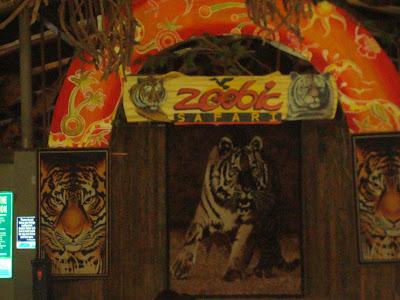 zoobic safari poster