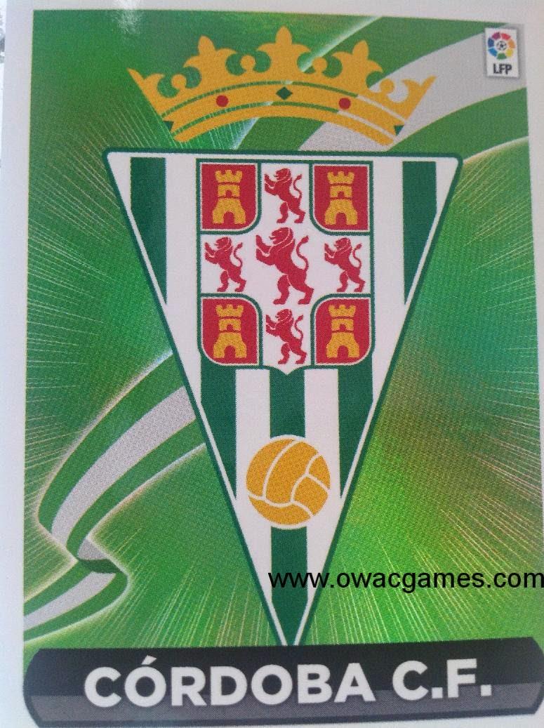 Liga ESTE 2014-15 escudo Córdoba