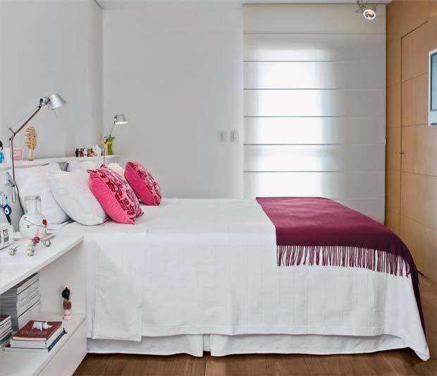 S³ ARQUITETURA E PLANEJAMENTO Decoração quartos pequenos ~ Quarto Feminino Pequeno Simples