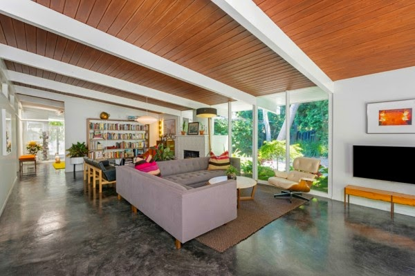 Mid-Century Post + Beam :: Edward H. Fickett, FAIA