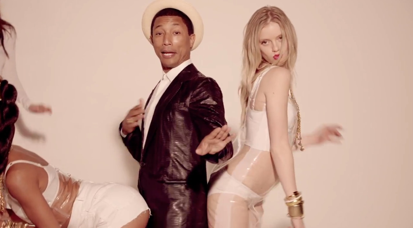 Robin Thicke - Blurred Lines (feat. T.I. & Pharrell) [COUP DE COEUR du ...