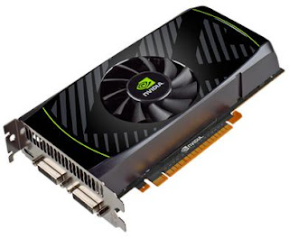 VGA Card NVIDIA GeForce GT 545 GDDR5 (OEM)