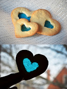 Valentine's Day V :: Jay Z and Beyonce's Baby Blue Valentine Cookies