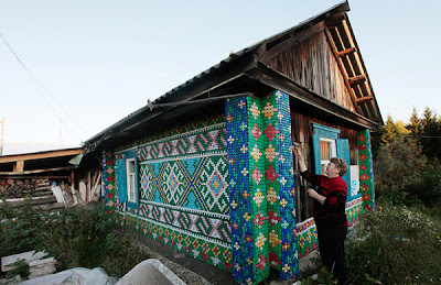 Recicla Inventa presenta Arte con Tapones