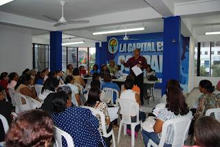 Tonty Rutinel Domínguez, mujeres de la Capital garantizan triunfo del PRD