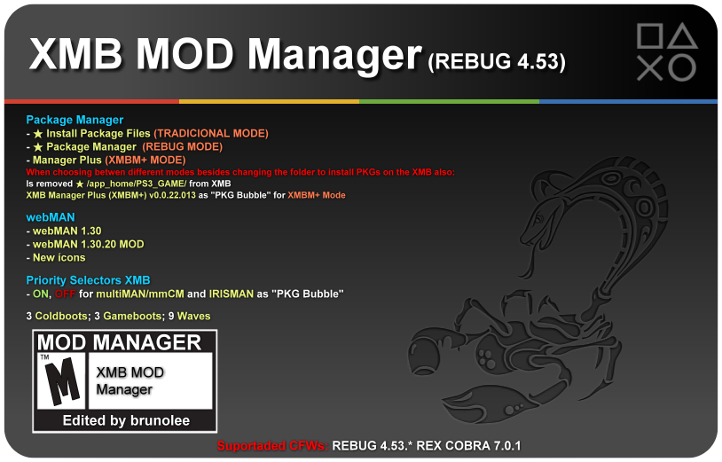 install package files ps3 multiman
