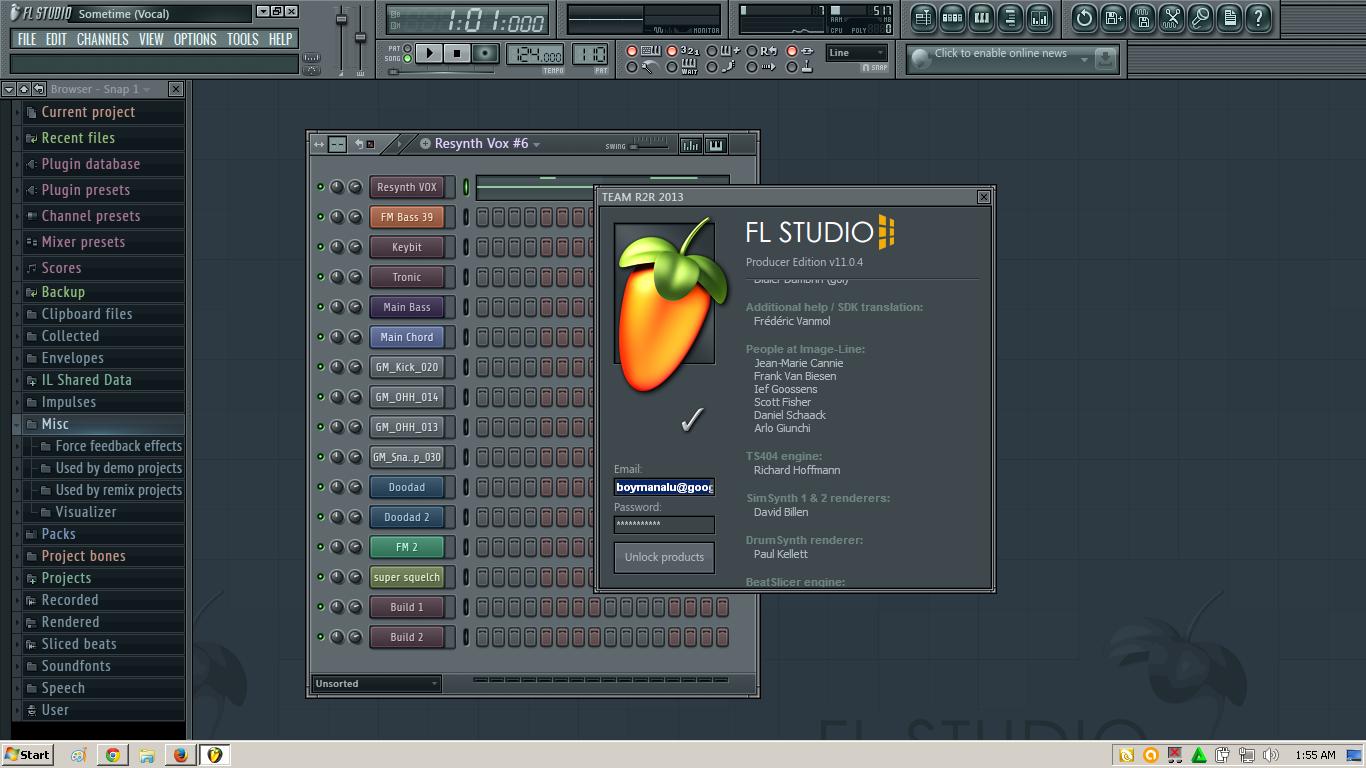 fl studio full 11.04