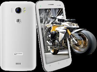 Micromax выводит на рынок недорогой смартфон