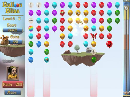 Balloon Pants Pictures: Balloon Kaboom Game