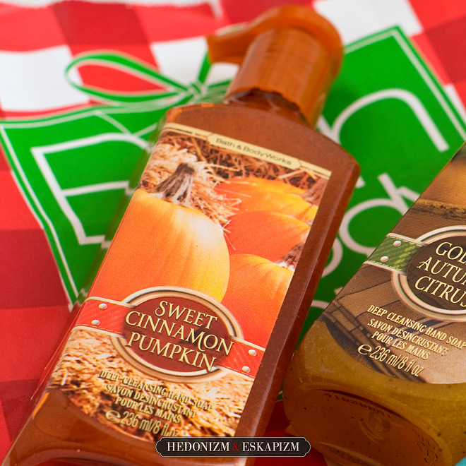 Bath and Body Works Sweet Cinnamon Pumpkin