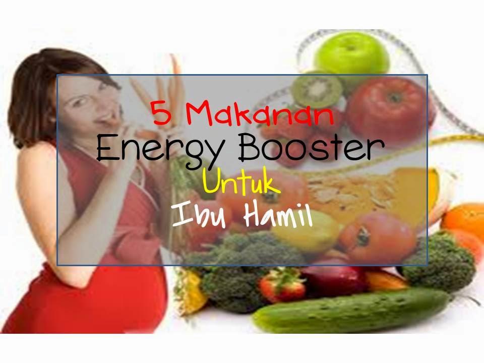 5 Makanan untuk Energy Booster Ibu Hamil