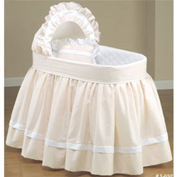 Bassinet Covers For Girls8