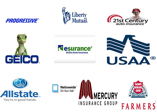 List Of Car Insurance Companies In USA, Top Auto Insurance Companies in USA, Car Insurance Companies