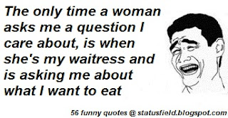 funny waitress quote pic