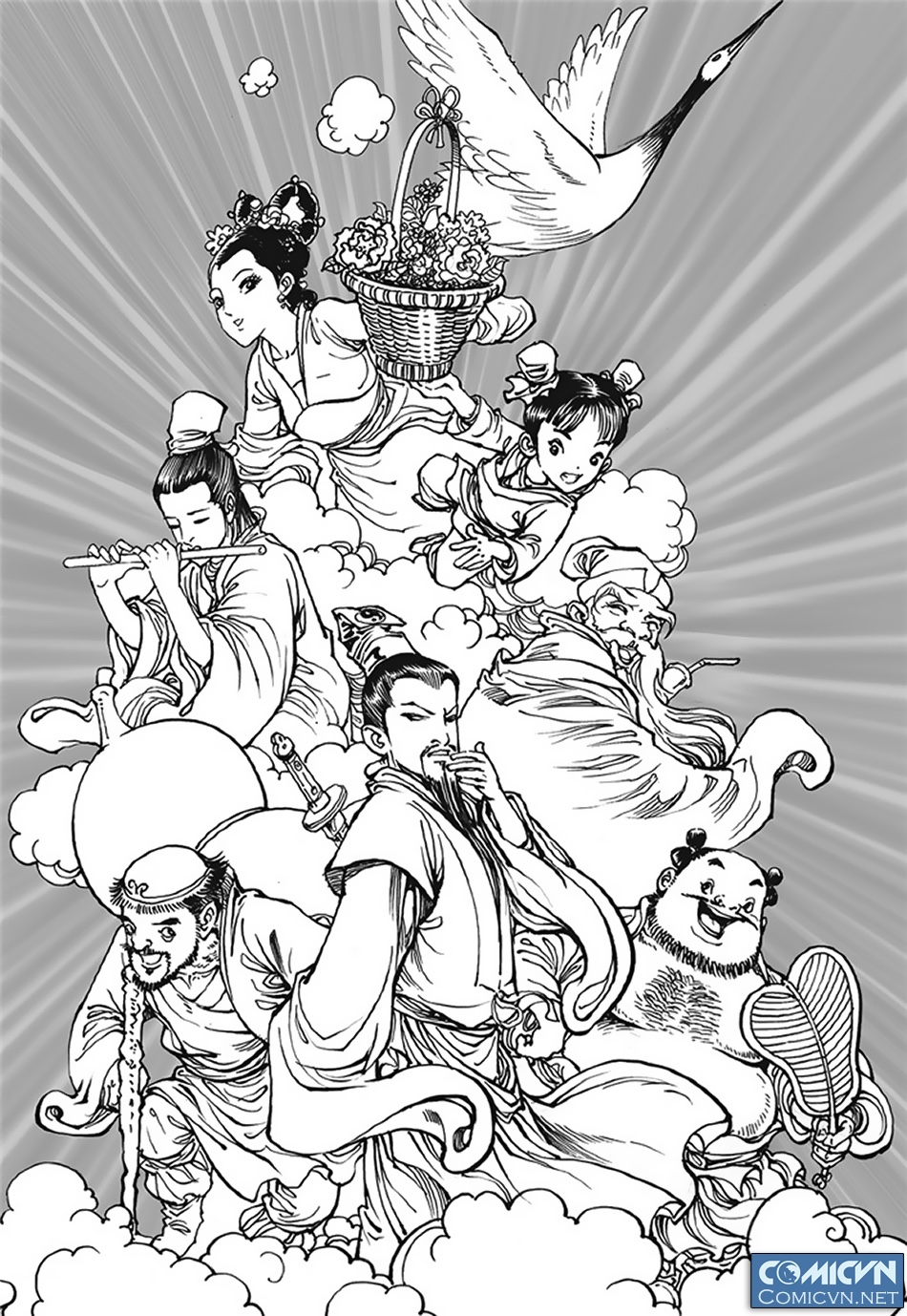 Chung Quỳ Truyền Kỳ Chapter 23 - Hamtruyen.vn