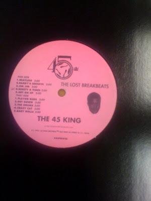 45 King – The Lost Breakbeats – The Pink Album (1990, VBR)