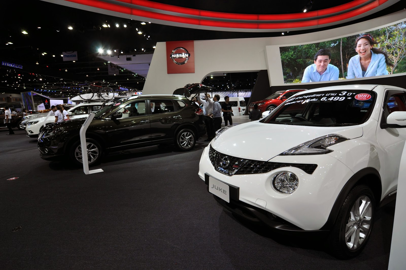 If i m live in bangkok want to buy car this motor show is the best time to come