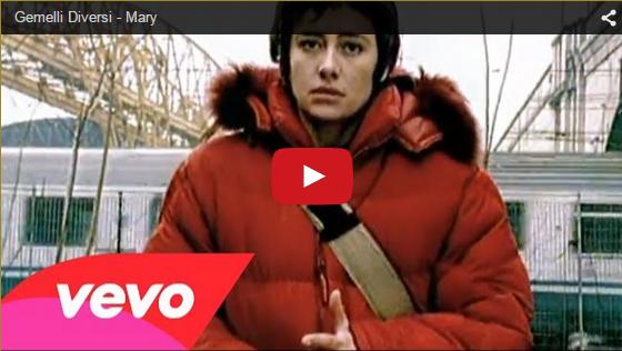 L 39 amore per la musica gemelli diversi mary video ufficiale - Mary gemelli diversi ...