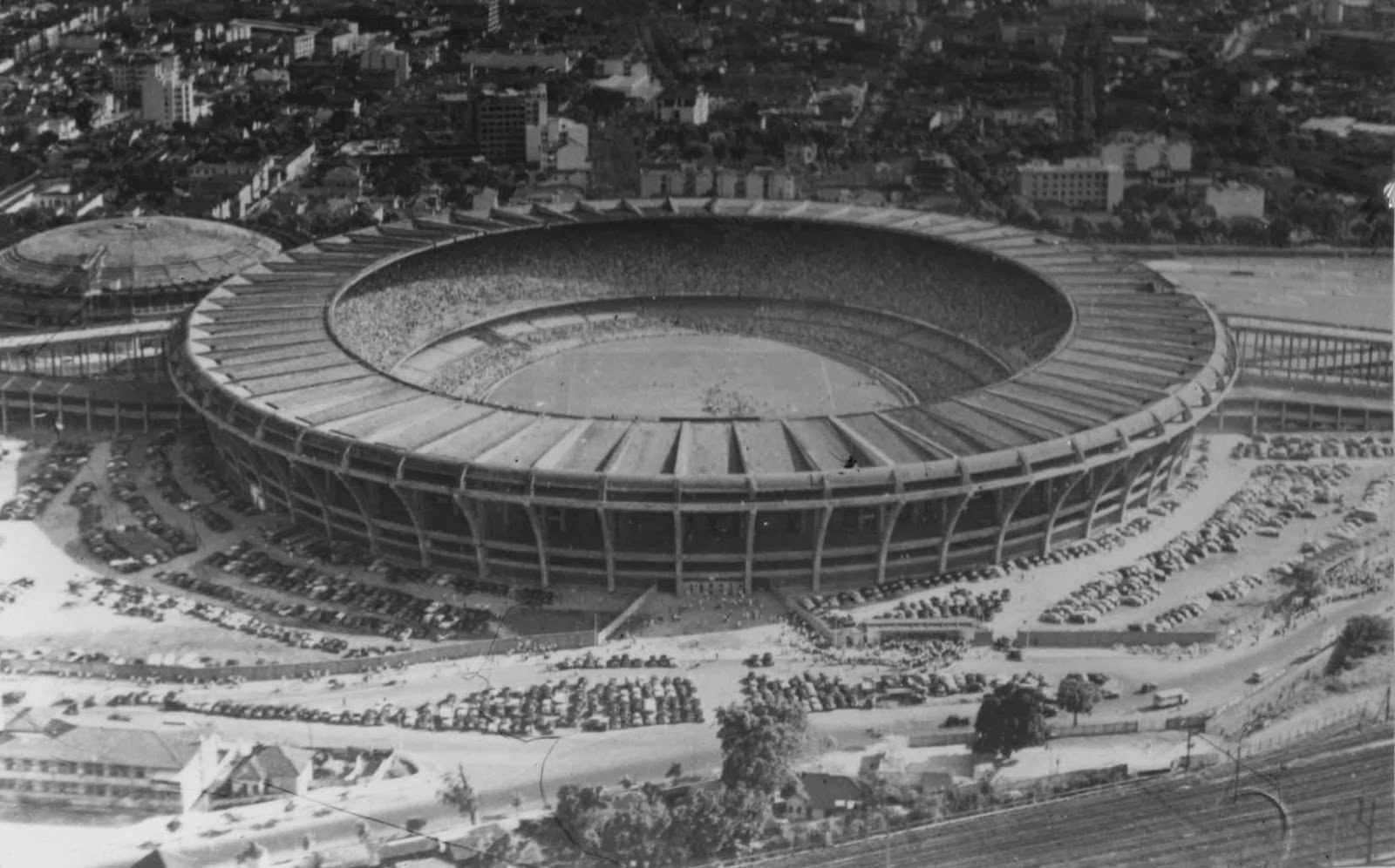Image result for maracana 1950