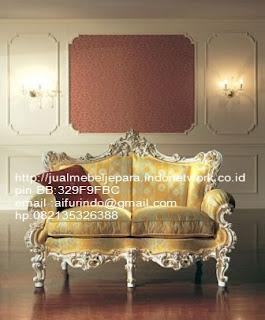 sofa klasik jepara Mebel klasik jepara sofa tamu klasik ukir sofa tamu klasik jati sofa tamu klasik modern sofa tamu klasik duco jepara mebel jati klasik jepara SFTM-33021 sofa klasik duco putih