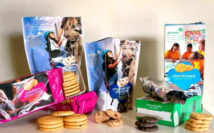 Girl Scout Cookies and Recipes | LivingMiVidaLoca.com