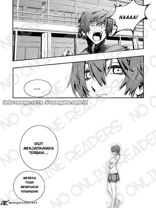 Manga The Breaker New Waves 15 page 17