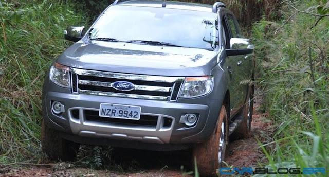 Nova Ford Ranger 2013 Limited Diesel