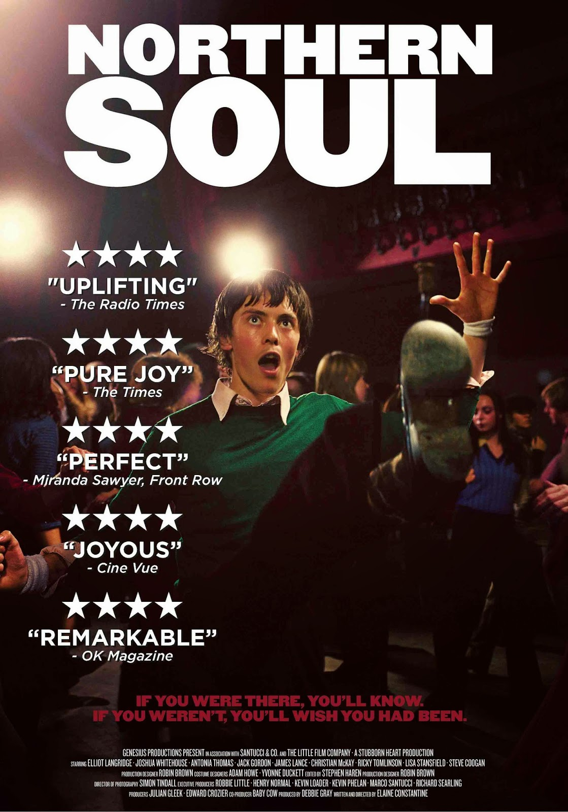 Northern Soul (2014) Poster