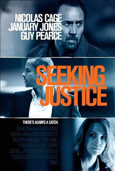 Seeking Justice DVDRip Descargar Subtitulos Español Latino 1 Link 2011